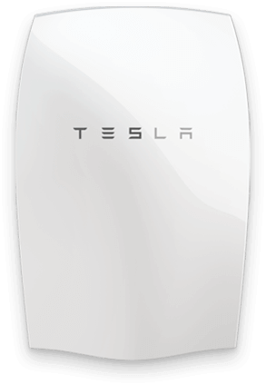 Tesla Powerwall solar battery storage