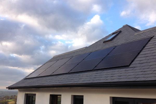 Solar Panels Devon