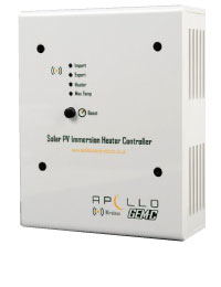 Apollo Gem Solar PV Immersion Heater Controller