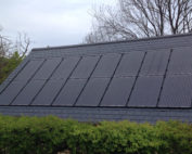 Semi-integrated All Black Slate SolarWorld